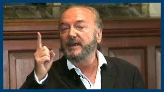 George Galloway | The State of Britain | Oxford Union