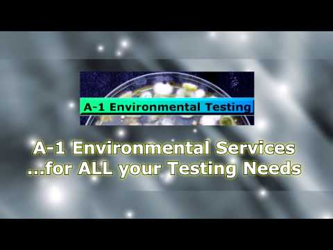Indoor Air Quality Testing and Mold Testing in CA