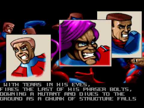 DOS Game: Turrican 2 - The Final Fight