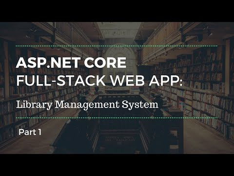 ASP.NET Core Web App Tutorial - Part 1