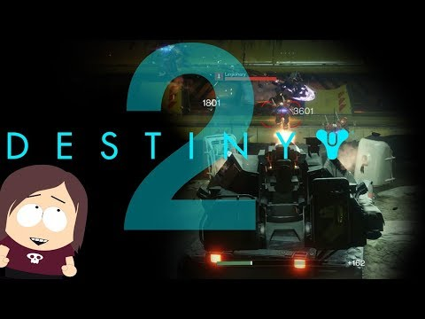 I play Destiny 2 on PC - Part 2 || DRIVING THE TANK