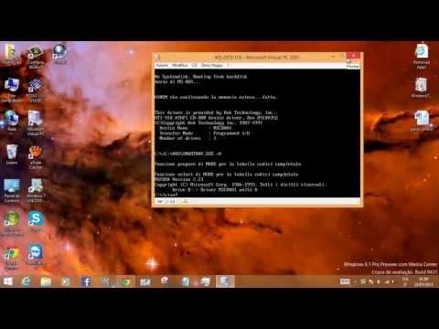 Le Rarità in Italiano! #5: Microsoft MS-DOS 6.22 con Driver CD-ROM