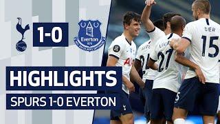 HIGHLIGHTS | Spurs 1-0 Everton