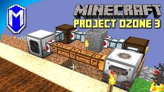 Modded 1 12 Minecraft! Project Ozone 3: Episode 13: Mob