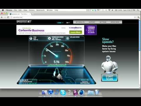 NEW INTERNET (FiOS 35/35 PACKAGE)