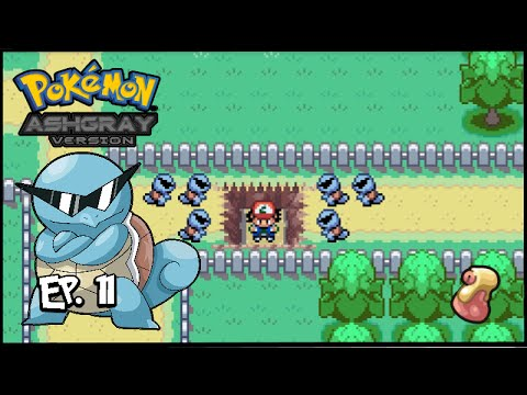 Let's Play: Pokemon Ash Gray Version EP.11 ''Here Comes the Squirtle Squad.''