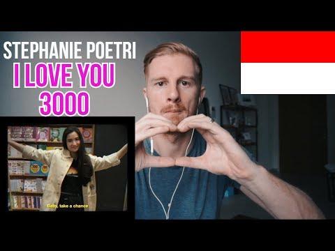 Xxx Mp4 Stephanie Poetri I Love You 3000 Official Music Video INDONESIAN MUSIC REACTION 3gp Sex
