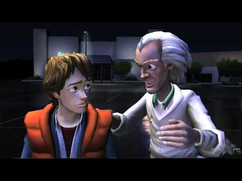 Back To The Future the Game Episode 1 - Part 1