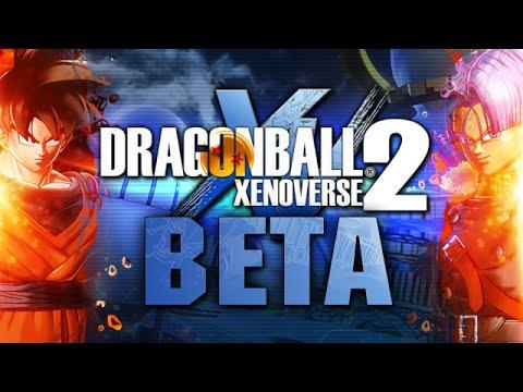 Dragon Ball Xenoverse 2 Beta or Demo?