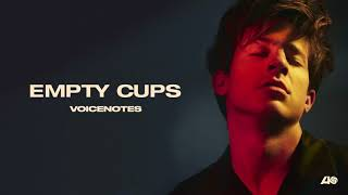 Charlie Puth - Empty Cups [Official Audio]