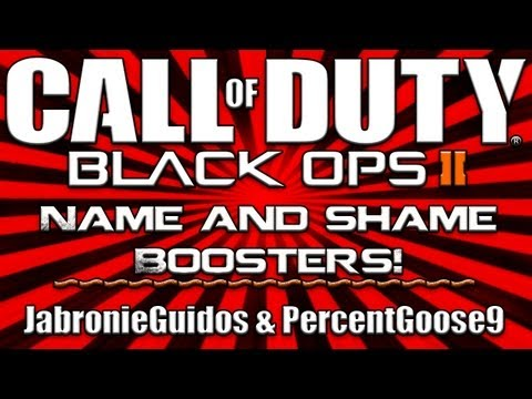 Boost Ops 2 | Name and Shame Boosters | JabronieGuidos & PercentGoose9