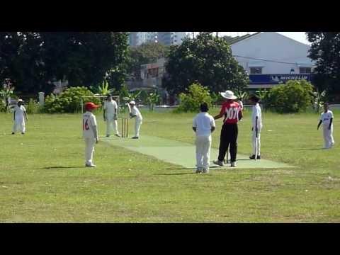 Junior cricket team in Malaysia (KL)