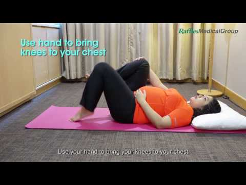 4 Exercises for Pelvic Girdle Pain (Part 2)