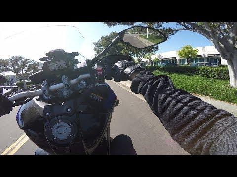 2019 Yamaha Tracer 900 GT - MC Commute