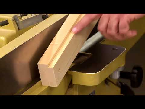How-To: Rabbeting on the Jointer