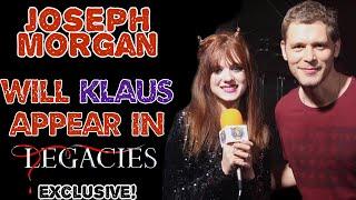 Will Klaus be in 'Legacies'? Joseph Morgan Answers!