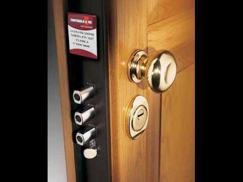 The most Secure Door I have EVER seen. Safety with your Style.