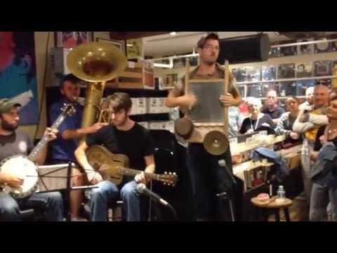Tuba Skinny Six Feet Down Live Louisiana Music Factory New Orleans Jazzfest 2015