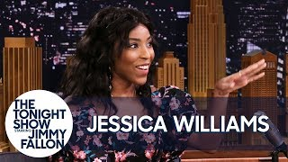 Download Jessica Williams Blacked Out While Interviewing Michelle Obama Video