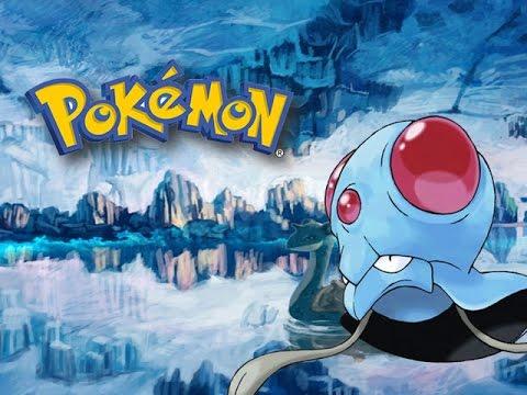 Pokemon Blue - Fushia City to Seafoam Islands - (GB)