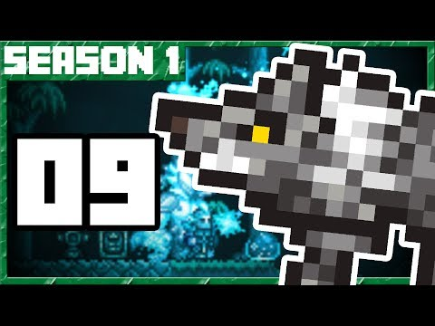 WEREWOLF SUMMONER SET? Terraria 1.3 MODDED Ep.9