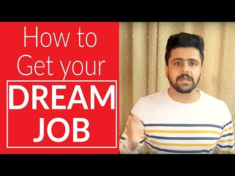 How to get your Dream Job? | Hindi