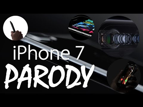 Apple iPhone 7 - PARODY