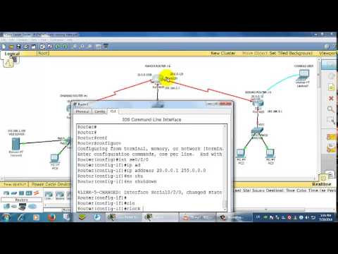 how to assign ip address on cisco routers & switch