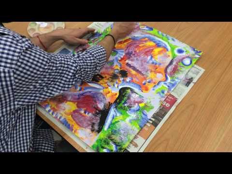 Identity Portrait Painting PROJECT OVERVIEW