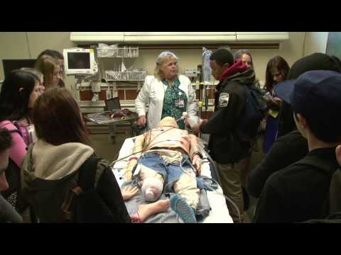 P.A.R.T.Y. Emergency Room Demonsrtation