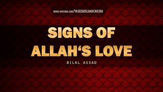 Signs Of Allah
