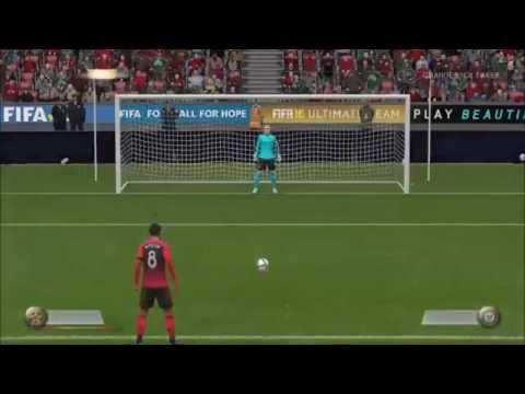 FIFA 16 FUT Online Seasons