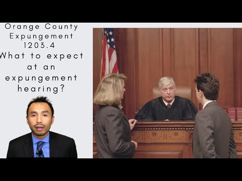 California expungement 1203.4 dismissal - Clearing your criminal record - Criminal Defense Attorney