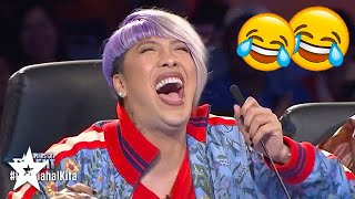 FUNNY AUDITION has VICE GANDA In Stitches Pilipinas Got Talent | Got Talent Global
