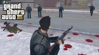 Grand Theft Auto III [PC] Free-Roam Gameplay #2