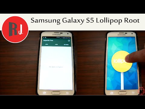 How to update to Lollipop on your Verizon Galaxy S5 and Keep Root