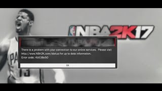 NBA 2K17 | HOW TO FIX TOO LONG TO START GAME ERROR