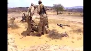 حوثي يوثق بالكميرا مغامرتين للحوثيين على الحدود وكيف تعامل السعوديين معهم