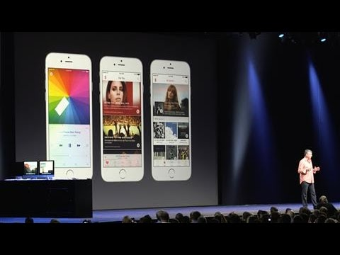 Apple's Next Moves: iOS 9, Apple Music, Watch Apps