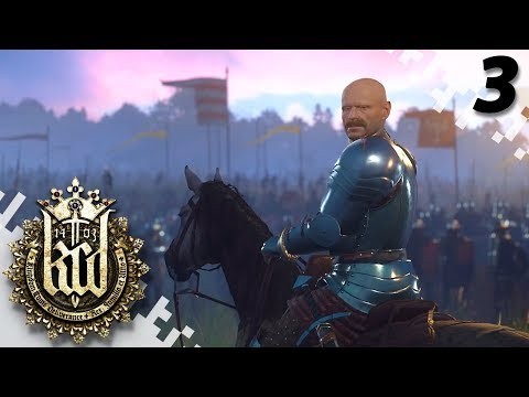 KINGDOM COME: DELIVERANCE - Fleeing The Castle! - EP03 (Gameplay)