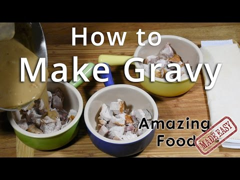 Turn Sous Vide Juices Into Gravy