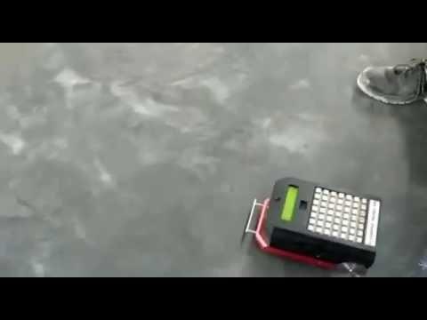 Measurement of FM2 FM3 Flatness using Floor Pro