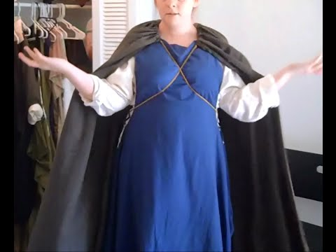 How to Make a Game of Thrones Cloak in 20 minutes