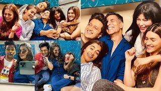 Housefull 4 Promotion Masti In Train Journey - Akshay Kumar, Ritesh, Kriti, Bobby, Pooja, Kirti