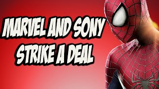 Spiderman Coming To Mcu Sony And Marvel Strike Deal