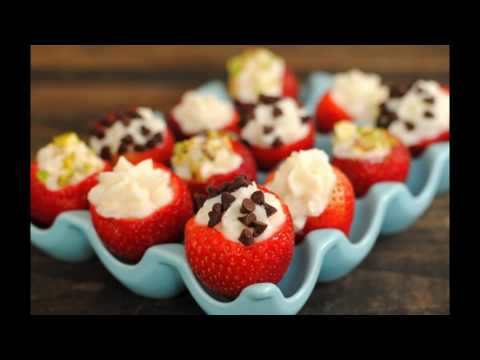 10 Easy To Do Healthy Desserts - Healthy Desserts