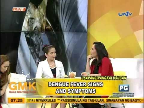 Dengue Fever: Signs and Symptoms