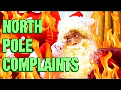 North Pole Complaints (OFFENSIVE)