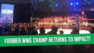 Former WWE Champion Returns To Impact | Paige WWE Return Imminent?