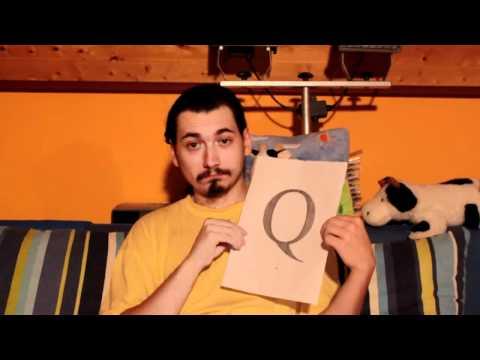 Learn Hungarian 1x01 The Alphabet